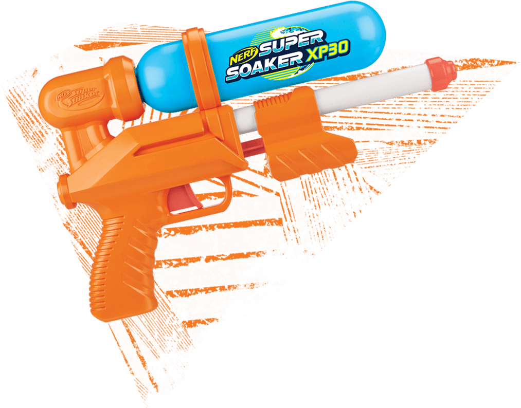 Водный бластер Nerf Суперсокер  ХР30