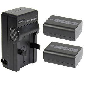 аккумуляторы  для фото-, видеокамер