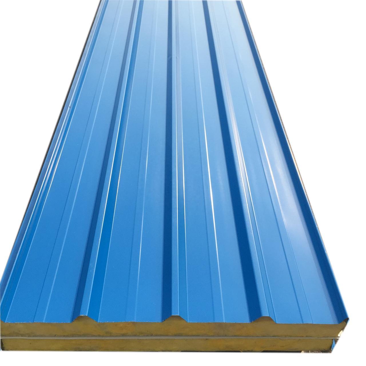Сэндвич панели 980 мм для крыш