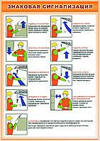 Плакаты пособие по стропальному делу, фото 1