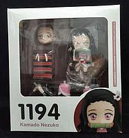 Фигурка нендороид Незуко - Клинок, рассекающий демонов (реплика), фото 3