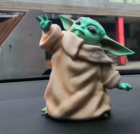 Фигурка Малыш Йода Baby Yoda (реплика)