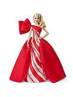 """Праздничная кукла Barbie """"Блондинка"""""""