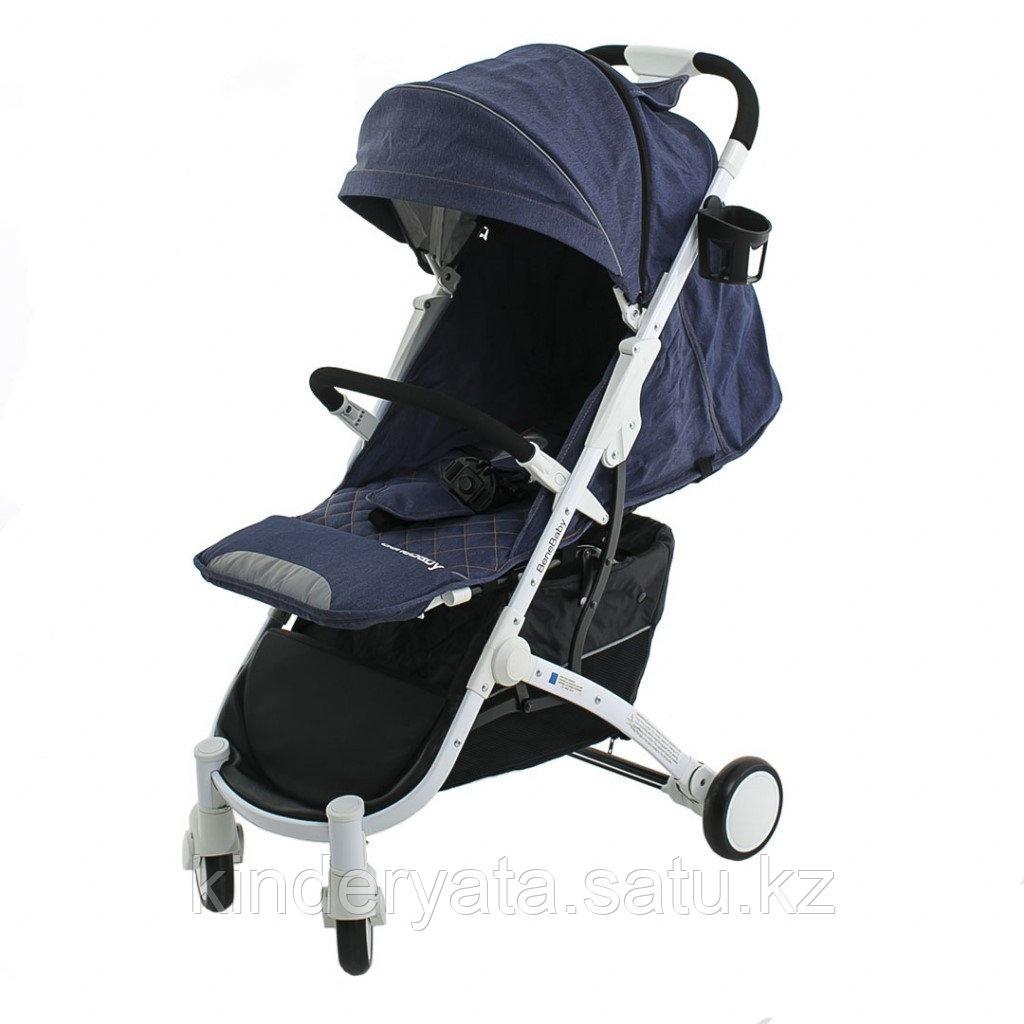 Прогулочная коляска Bene Baby (на черной/белой раме)