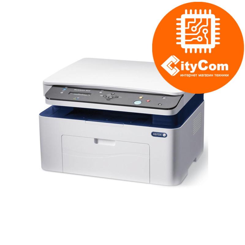 Монохромное МФУ принтер 3 в 1 Xerox WorkCentre 3025BI Арт.32312