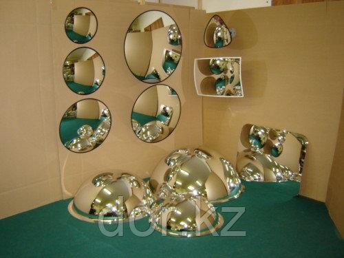 Зеркало купольное D600/360мм (Чехия)