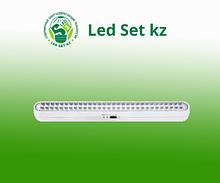 Светодиодный светильник АВ СБА 1094-60DC 60LED 2.2AH LITHIUM BATTERY DC IN HOME