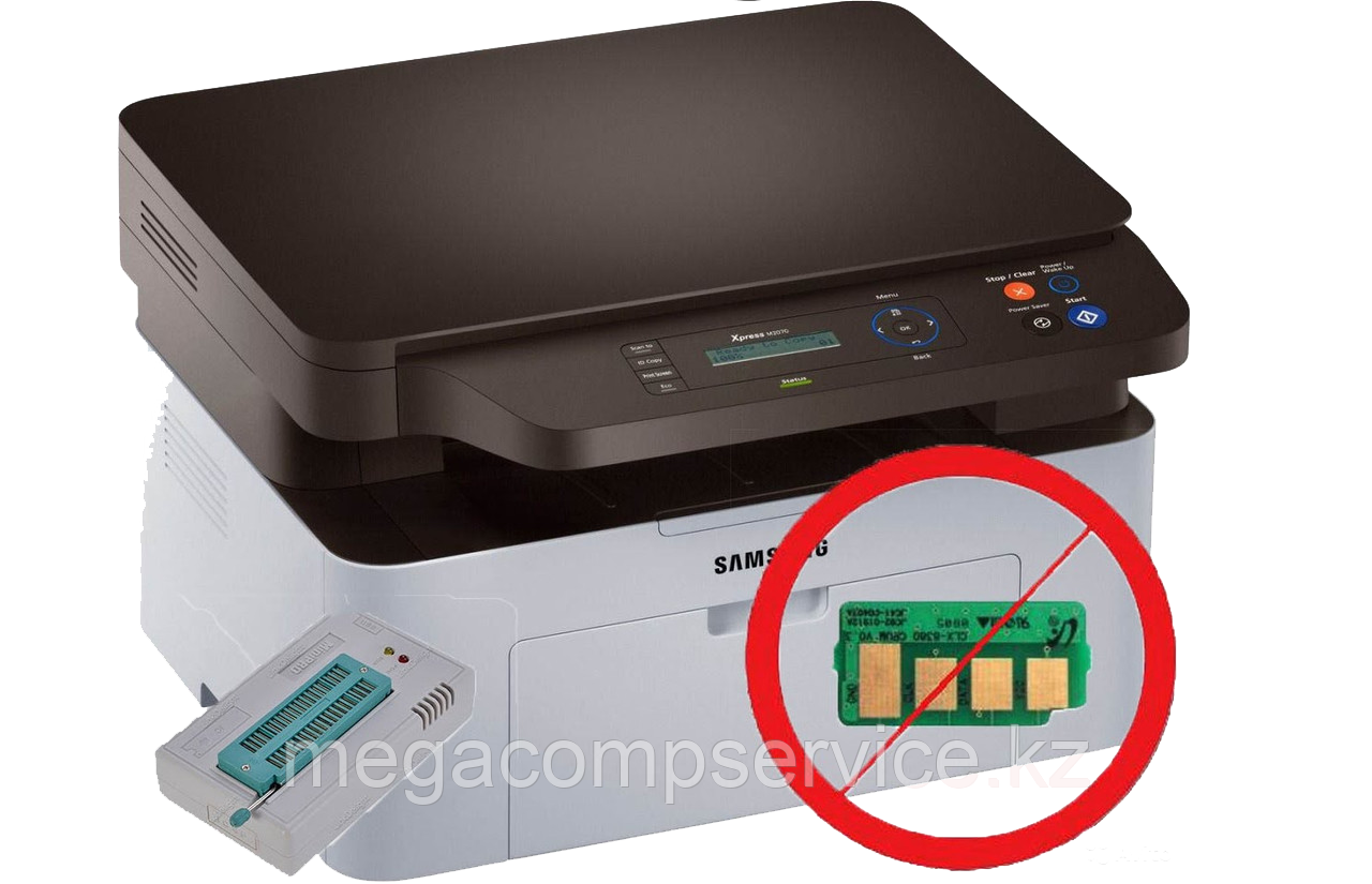 Прошивка принтеров Samsung,Xerox,Hp