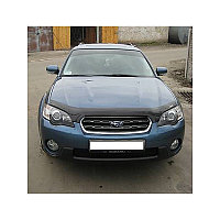 Мухобойка (дефлектор капота) Subaru Outback 2004-2006