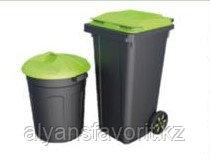 Мусорный контейнер от 50 литров до 150 литров Круглый, фото 2