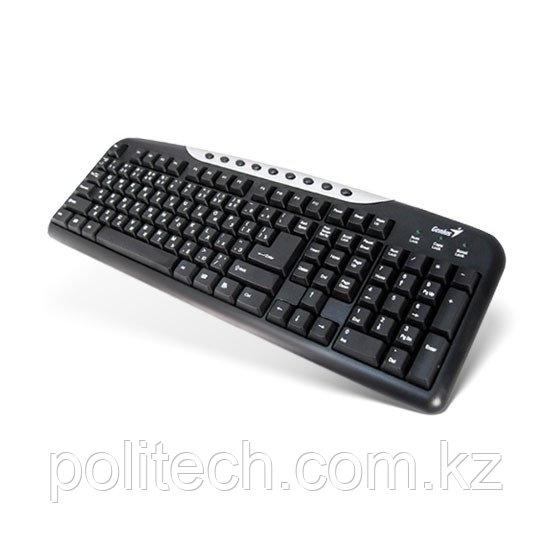Клавиатура Genius KB-08x USB Чёрный