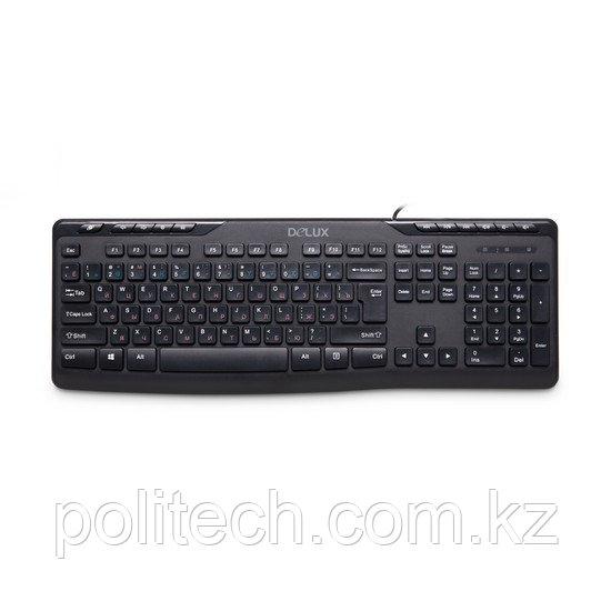 Клавиатура Delux DLK-06UB