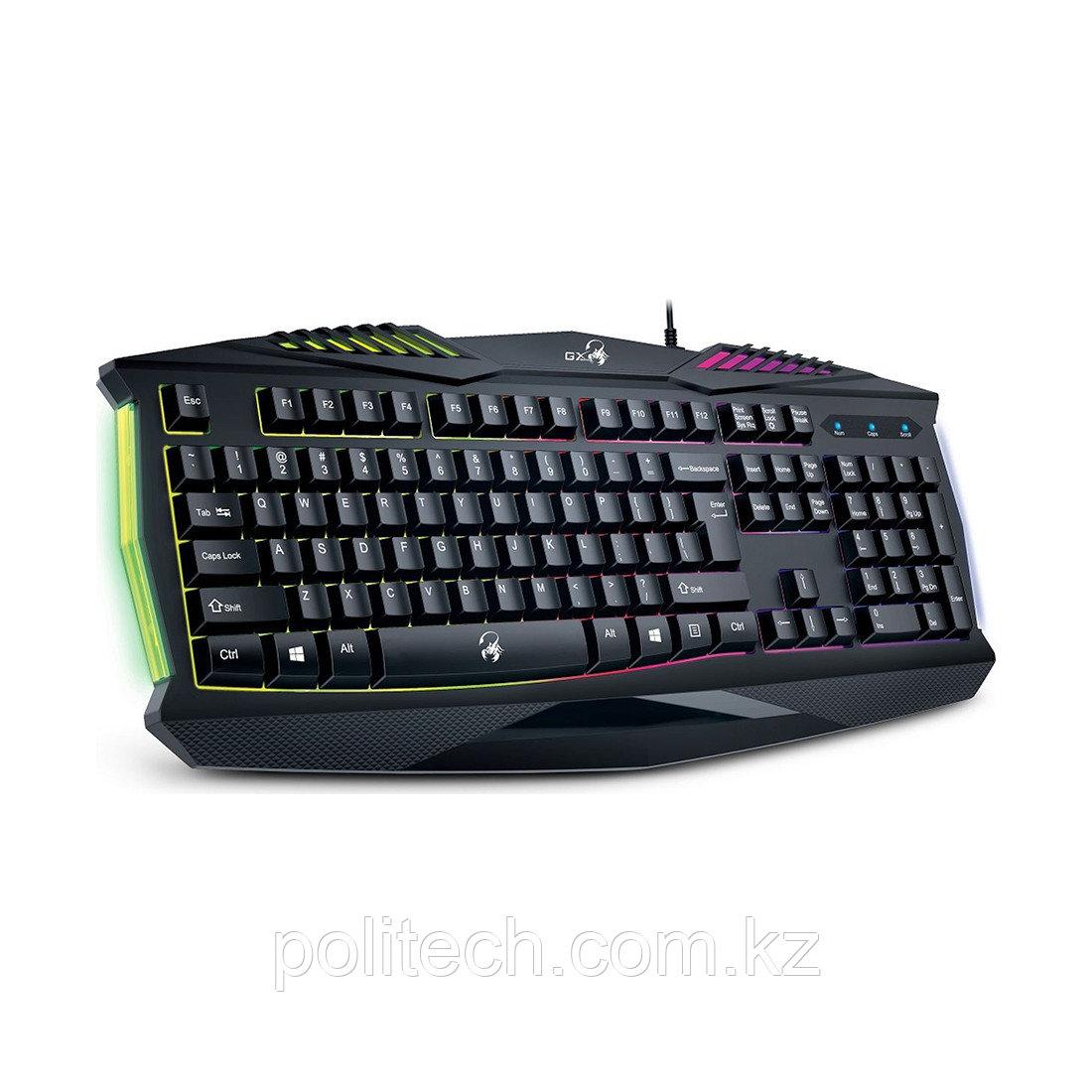 Клавиатура Genius Scorpion K220