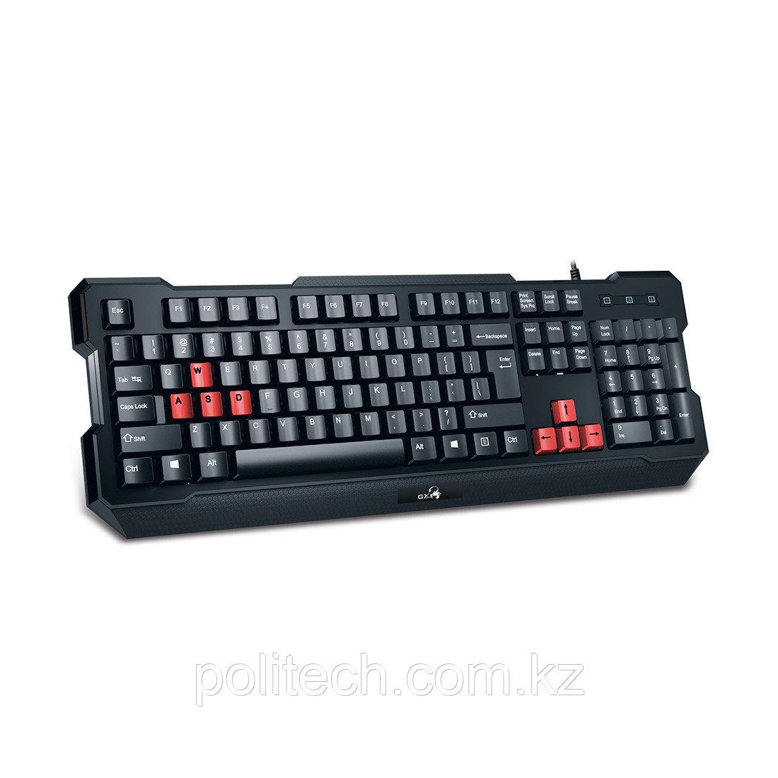 Клавиатура Genius Scorpion K210