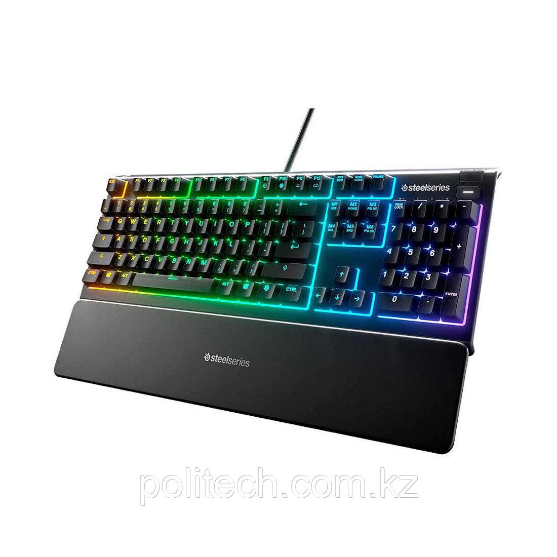 Клавиатура Steelseries Apex 3 RU