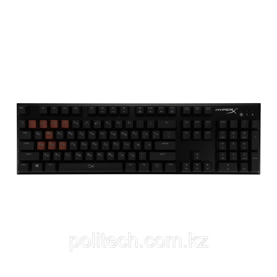 Клавиатура HyperX Alloy FPS Mechanical Gaming MX Blue HX-KB1BL1-RU/A5