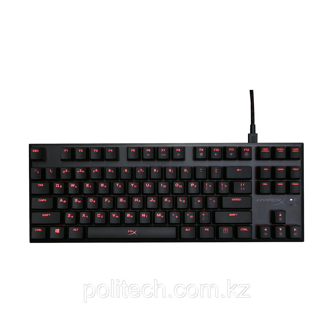 Клавиатура HyperX Alloy FPS Pro Mechanical Gaming MX Red HX-KB4RD1-RU/R1