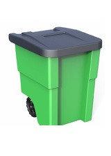 Мусорный контейнер на 240 литров и 360 литров, фото 2
