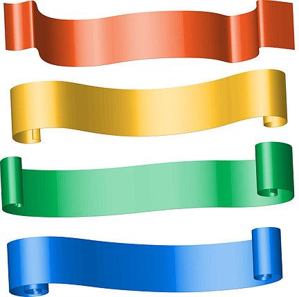 Ленты разноцветные, фото 2