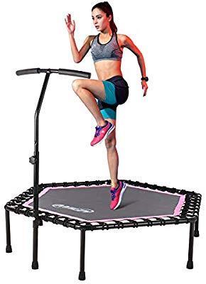 Батут для фитнеса - фото 1