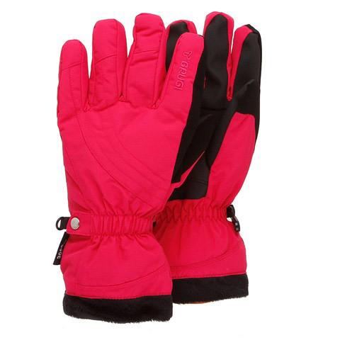 Brugi  перчатки подростковые - дев.