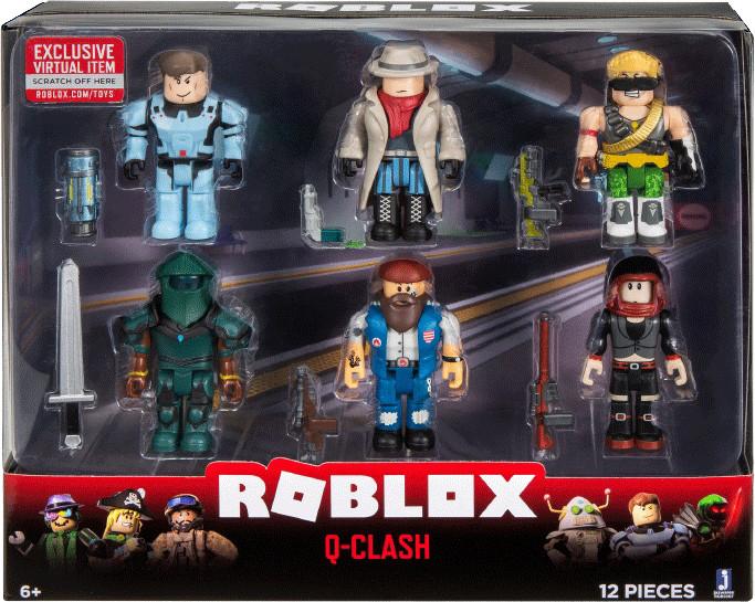 """Roblox ROB0307 Игровой набор Роблокс """"Q-Clash"""""""