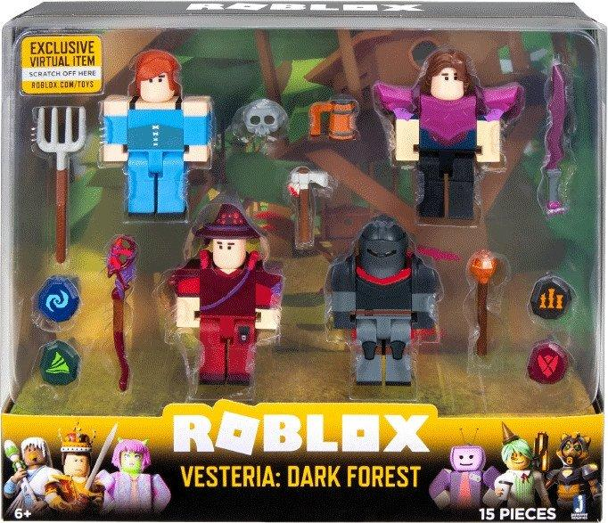 """Roblox ROG0165 Игровой набор Роблокс """"Вестерия: Темный лес"""""""