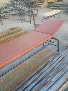 Складной массажный стол М137-03