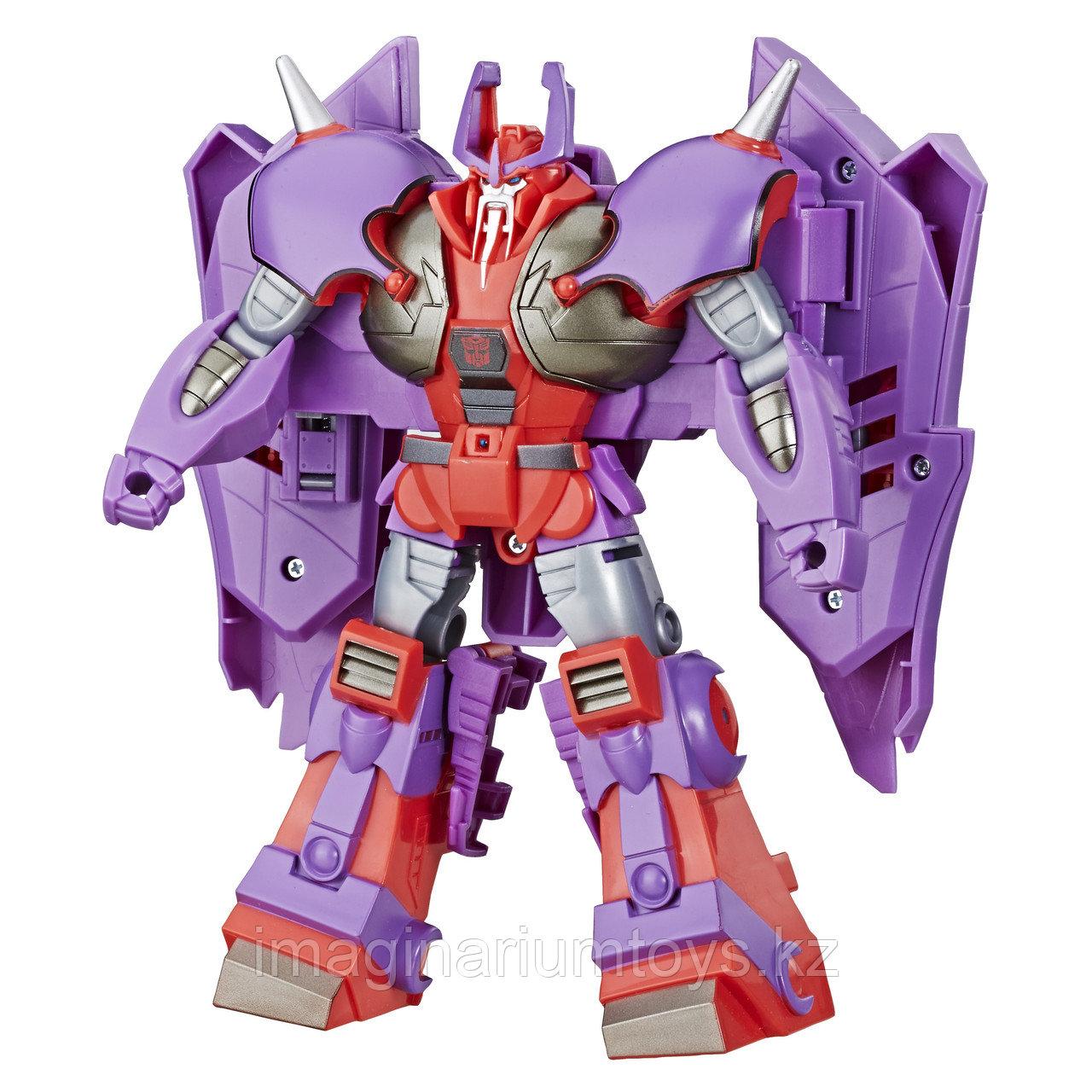 Hasbro Transformers Трансформер Кибервселенная Трион 18 см