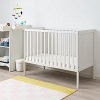 IKEA кровать для новорождённого СУНДВИК
