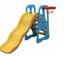 Детская горка с баскетбольным кольцом QC-05022