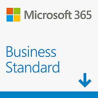 Антивирусы и ПО для компьютера Microsoft Microsoft 365 Bus Standard Retail Mac/Win All Languages Subscription Online Product Key License 1 License