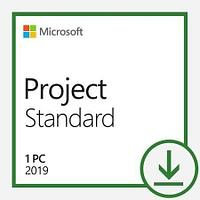 Антивирусы и ПО для компьютера Microsoft Microsoft Project Standard 2019 Win All Languages Online Product Key License 1 License Downloadable Click to