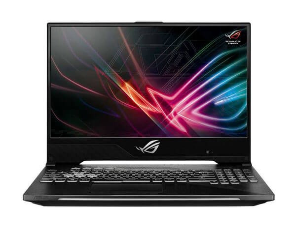 Ноутбук Asus ROG GL504GV-ES013T  15.6'' FHD(1920x1080) IPS 144Hz nonGLARE/Intel Core i5-8300H 2.30GHz