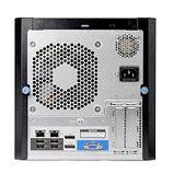 Сервер HPE Micro Gen10, 1x AMD X3216 2C 1.6-3.0GHz, 1x8Gb-U, SATA ZM (RAID 0,1,10) noHDD (4 LFF 3.5', фото 2