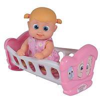 Игрушка с кроваткой Bouncin' Babies Кукла Бони (16 см)