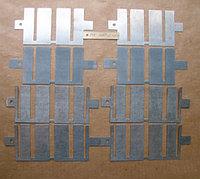 Пластины к прямоточным клапанам пик Пластина ПИК 125-1,0 БМ