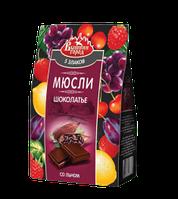 Мюсли 5-злаков со льном «Шоколатье» 300гр