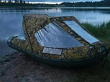 Тент трансформер для надувных лодок., фото 2