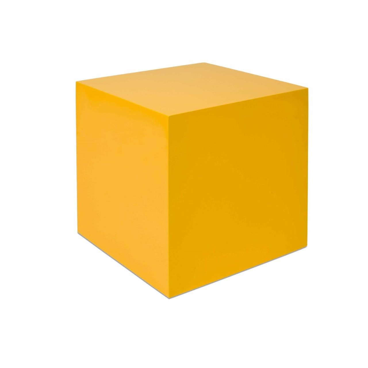 Куб деревянный