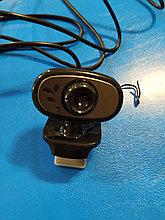 Веб камера на прищепке  с микрофоном,разрешение 640х480 Алматы