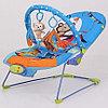 Детский шезлонг La-di-da BR2A-B90035 синий