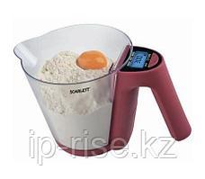 SCARLETT Весы кухонные SC - 1214 (брусника)