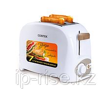 Тостер Centek CT-1420 (белый)