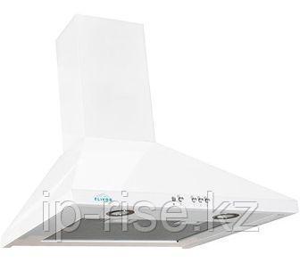 Вытяжка для кухни  ELIKOR Вента 60П-650-КЗД белый