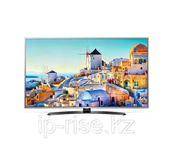 Телевизор LG 49UH676V LED UHD Smart Black