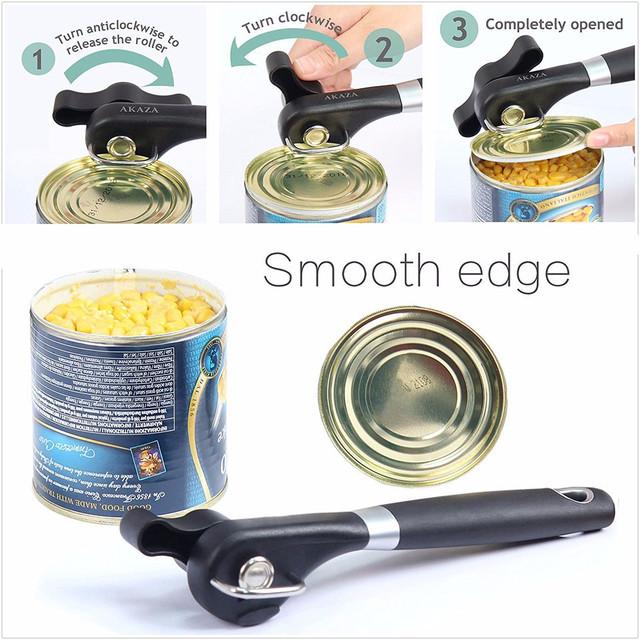 удобный и безопасный консервный нож