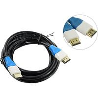 Кабель Smartbuy HDMI to HDMI ver.2.0 A-M/A-M, 2,0 m (24K) в пакете (К421)/100/