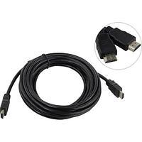АудиоВидео кабель Smartbuy HDMI - HDMI ver.2.0 A-M/A-M, 5 m