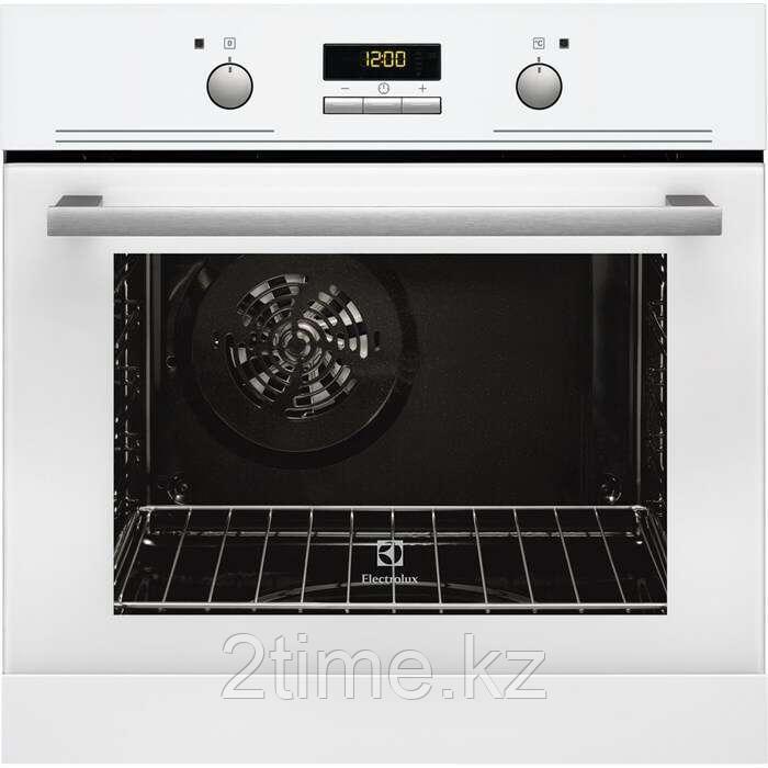 Встраиваемая электрическая духовка Electrolux EZB52410AW,белый